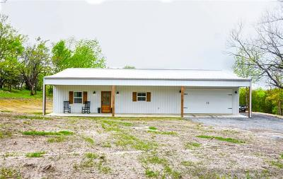 Ada Single Family Home For Sale: 17225 County Road 3520