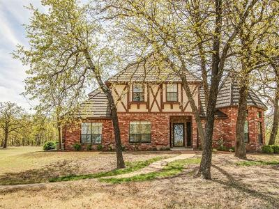 Okmulgee County Single Family Home For Sale: 11392 E 264th Street