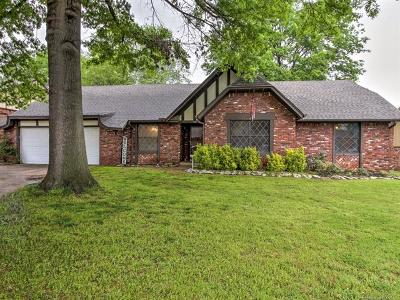 Sapulpa Single Family Home For Sale: 1823 Glendale Road
