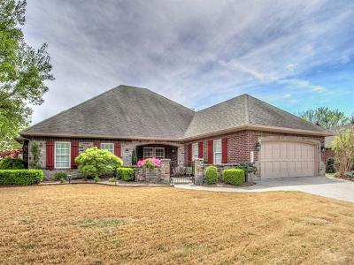 Broken Arrow Single Family Home For Sale: 7833 E Galveston Street