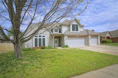 Owasso Single Family Home For Sale: 12705 E 89th Street North