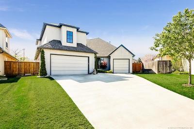 Tulsa Single Family Home For Sale: 4001 E 120th Street