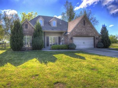 Oologah Single Family Home For Sale: 126 S Pine Street