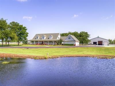 Bixby Single Family Home For Sale: 4603 E 181st Street S