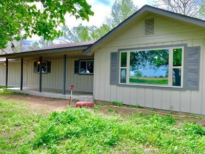 Single Family Home For Sale: 7145 E 1475 Street