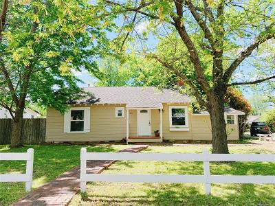 Broken Arrow OK Single Family Home For Sale: $177,900