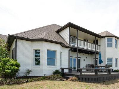 Owasso Single Family Home For Sale: 8317 N 99th East Avenue