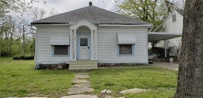 Okmulgee County Single Family Home For Sale: 628 S Florida Avenue