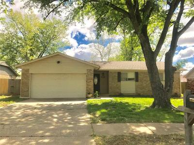 Broken Arrow Single Family Home For Sale: 1713 S 4th Street