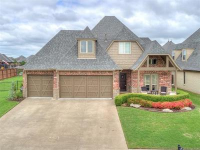 Jenks Single Family Home For Sale: 12718 S Ash Avenue