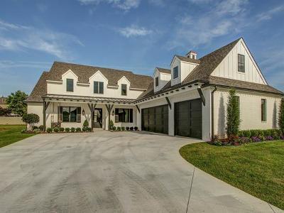 Tulsa Single Family Home For Sale: 12004 S Toledo Avenue