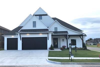 Tulsa Single Family Home For Sale: 12004 S Urbana Avenue