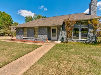 Broken Arrow OK Single Family Home For Sale: $197,500