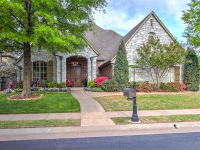 Tulsa Single Family Home For Sale: 11702 S Quebec Avenue