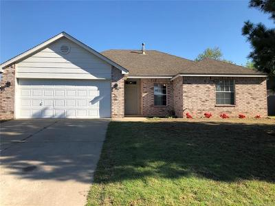 Claremore Single Family Home For Sale: 8021 Dunnwood Road