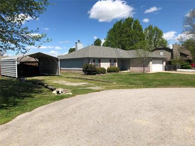 Claremore Single Family Home For Sale: 9213 E Apple Lane