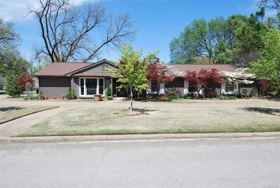 Tulsa Single Family Home For Sale: 3707 E 47th Street