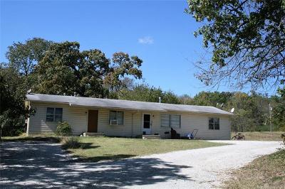 Ada Single Family Home For Sale: 1227 S Mississippi Drive