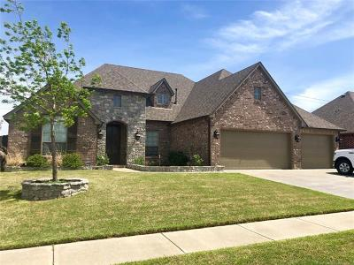 Owasso Single Family Home For Sale: 9503 N 96th East Place
