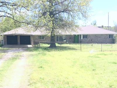 Mannford Single Family Home For Sale: 6199 S Hwy 48 Highway