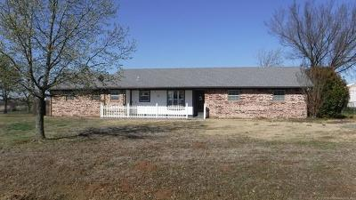 Creek County Single Family Home For Sale: 6818 S 128th West Avenue