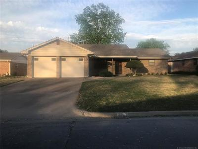 Tulsa Single Family Home For Sale: 311 S 117th Place E
