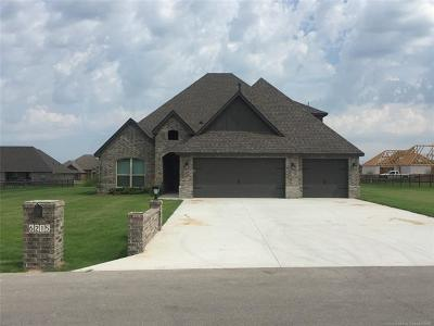 Collinsville Single Family Home For Sale: 6215 E 126th Place North
