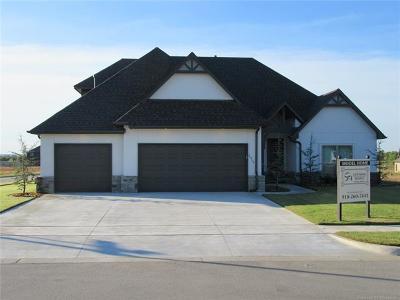 Broken Arrow OK Single Family Home For Sale: $369,900