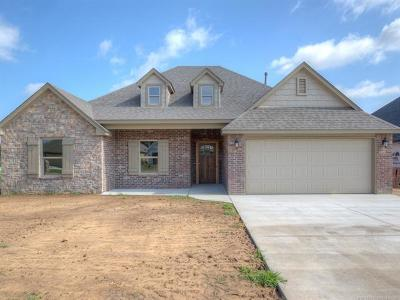 Skiatook Single Family Home For Sale: 4225 W 4th Street