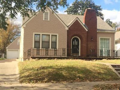 Bartlesville Single Family Home For Sale: 1409 S Johnstone Avenue