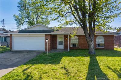 Single Family Home For Sale: 6115 S 120th East Avenue