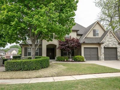 Bixby Single Family Home For Sale: 10603 S 90th Court E