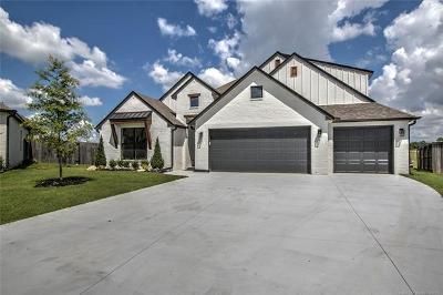 Bixby Single Family Home For Sale: 3101 E 143rd Street