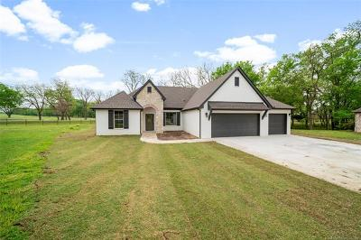 Claremore Single Family Home For Sale: 506 Castle Pine Circle