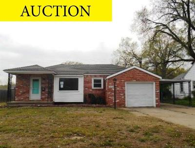 Bartlesville Single Family Home For Sale: 2251 S Osage Avenue