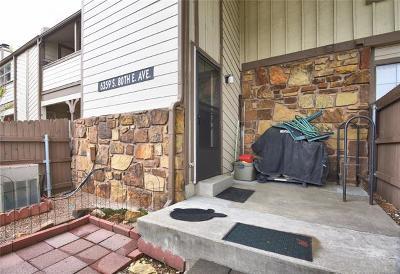 Tulsa Condo/Townhouse For Sale: 6359 S 80th East Avenue #E