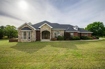 Poteau OK Single Family Home For Sale: $339,900