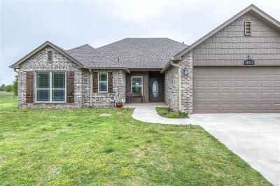 Owasso Single Family Home For Sale: 18557 E 112th Street N