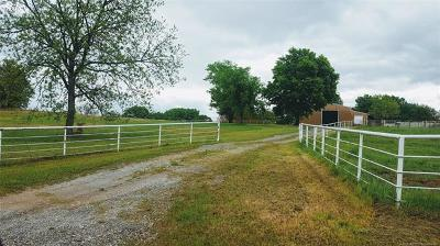 Ada Single Family Home For Sale: 16450 County Road 3450