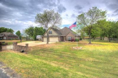 Collinsville OK Single Family Home For Sale: $299,900