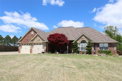 Muskogee Single Family Home For Sale: 1508 Out Of Bounds Road