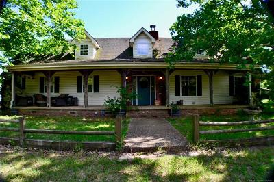 Heavener Single Family Home For Sale: 27067 Reichert Summerfield Road