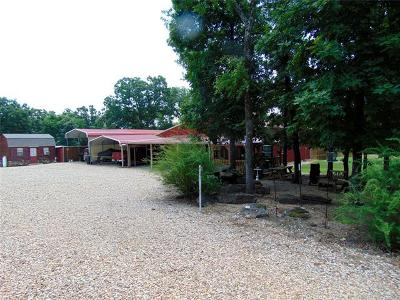 Cookson OK Single Family Home For Sale: $230,000