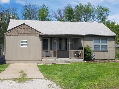 Bartlesville Single Family Home For Sale: 505 Turner Place