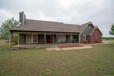 Nowata Single Family Home For Sale: 223 Nowata Rt 2 Road