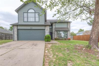 Broken Arrow Single Family Home For Sale: 4007 S Sycamore Place