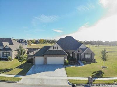 Broken Arrow Single Family Home For Sale: 509 N 84th Street