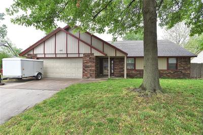 Owasso Single Family Home For Sale: 9705 N 109th East Avenue