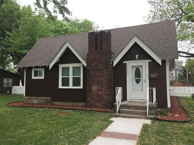 Tulsa Single Family Home For Sale: 1204 S Allegheny Avenue