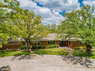 Creek County Single Family Home For Sale: 2 Sunset Hill Road